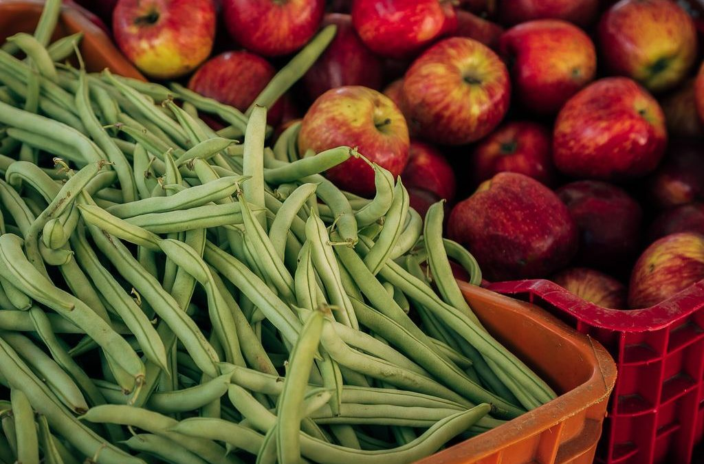 Discover delicious summer meals with fresh green beans