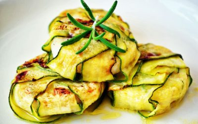 Courgettes as a culinary delicacy – from fruit to flower