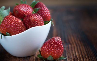 Delightful strawberries – the most popular spring fruit