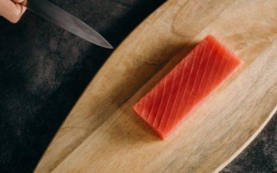 Svježa jadranska tuna-promotorica hrvatske gastronomije