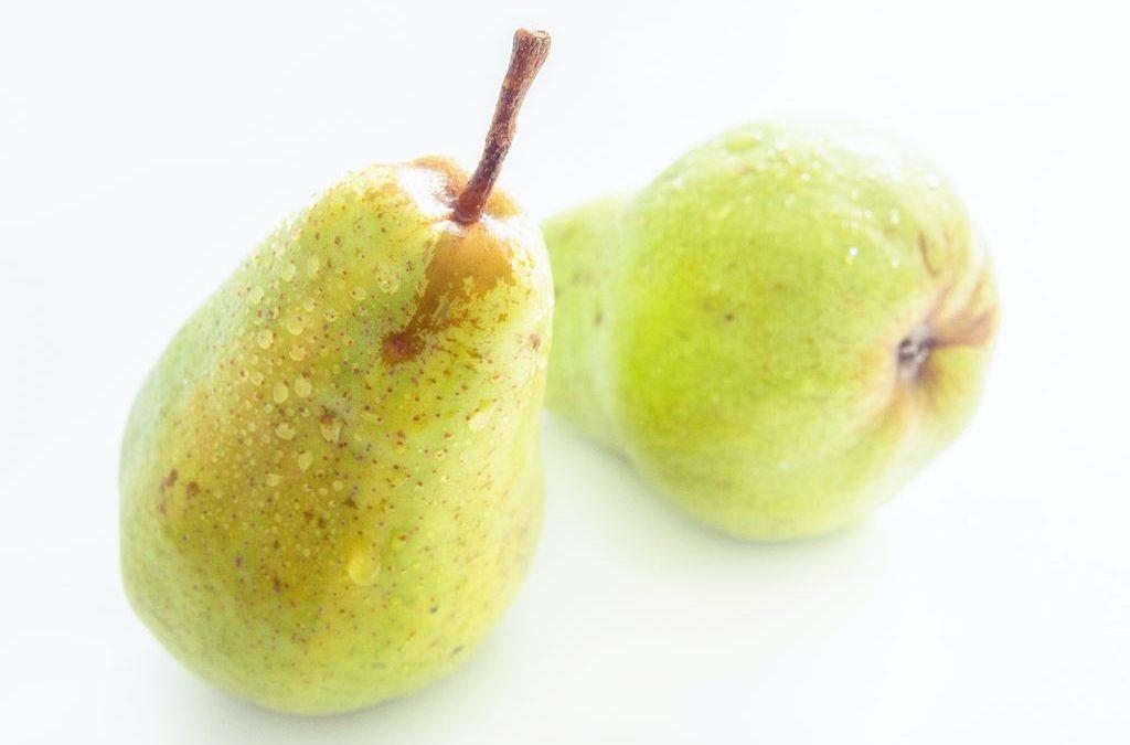 Salty pear interpretations